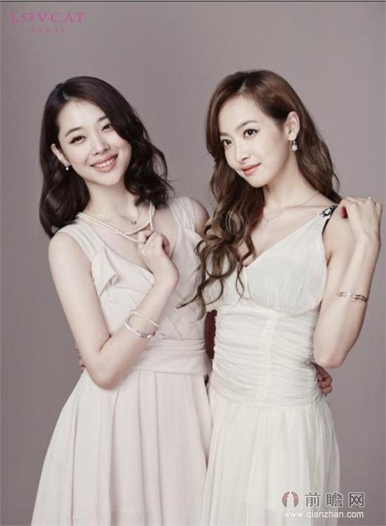 ...   韩国超人气女子天团f(x)为某时尚品牌拍摄了一组写真淑女