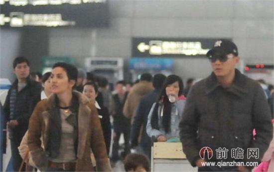 刘烨的法籍老婆安娜_刘烨的法籍老婆现身上海机场 揭刘烨与安娜情史儿子刘