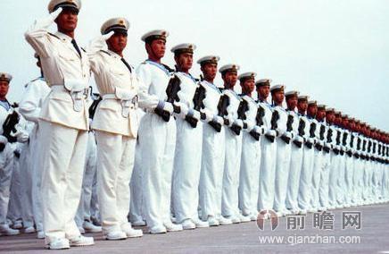 美称中国陆海军让人生畏 解放军已是世界规模最大军队
