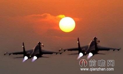 东海上空上演猫鼠追逐 中日战机突然开火F-15