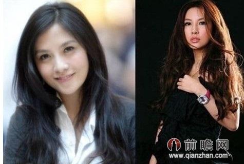 24岁中国美女成福布斯最年轻富豪