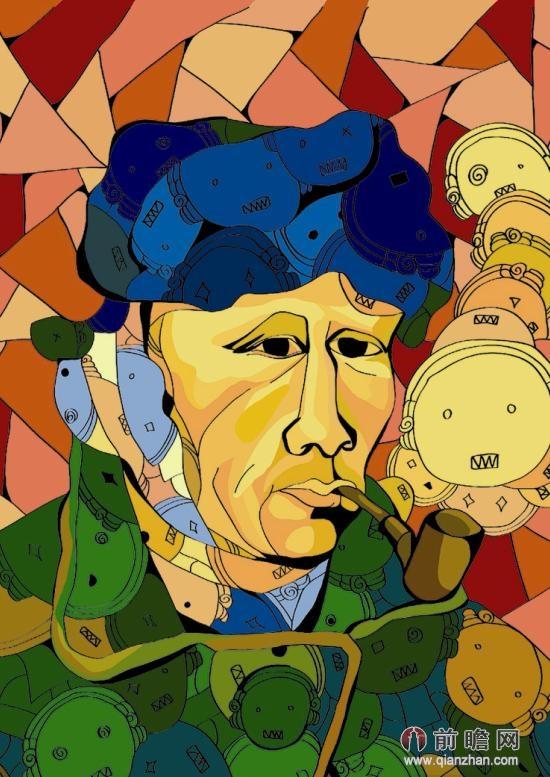 奇遇乌乌托邦 梵高毕加索蒙克达芬奇名画的创新表达