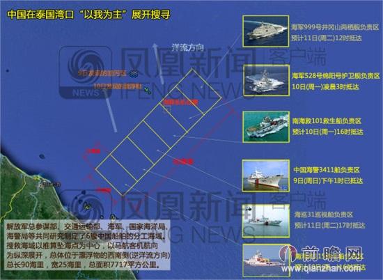 西安卫星测控中心紧急调10颗卫星 搜寻马航失踪飞机