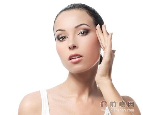 美容美体护肤保湿美女模特