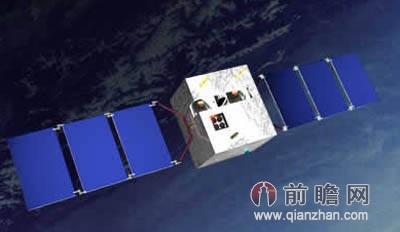 中国海洋一号环境监测卫星