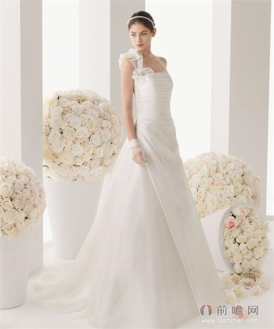 rosabonheur_保定顶级时尚婚纱品牌rosa clara 2014