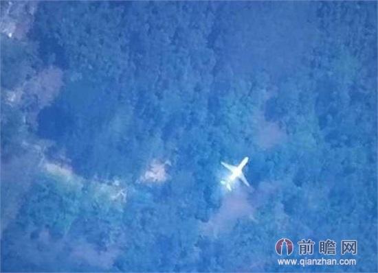 马航最新消息:台湾学生称找到马航失联客机 完