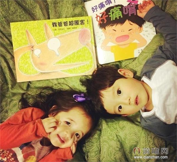 台湾超萌龙凤胎 北鼻你们那么可爱自己知道嘛?