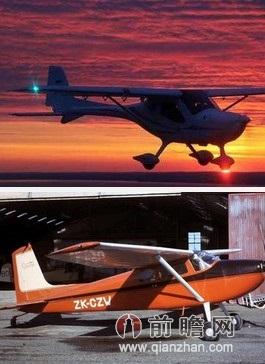 新西兰飞机失踪:飞半路燃油耗尽从雷达上消失仅飞行