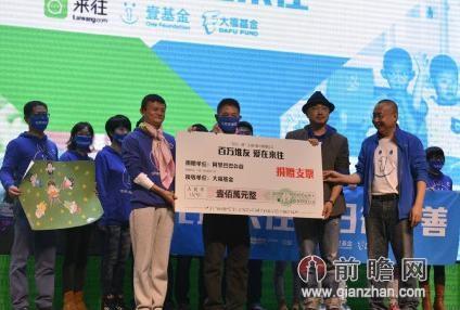 马云失意不再:百万捐赠壹基金 互联网金融协会