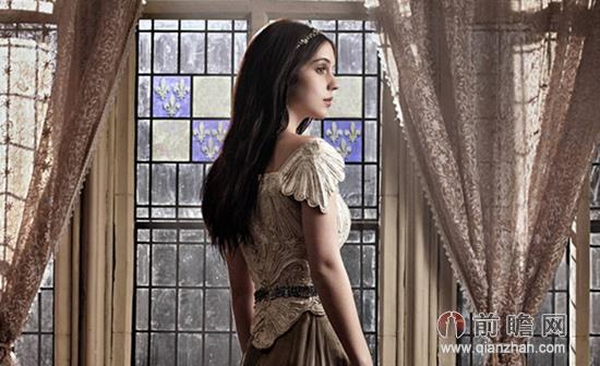 风中的女王 女王心计与她的法国宫廷时尚