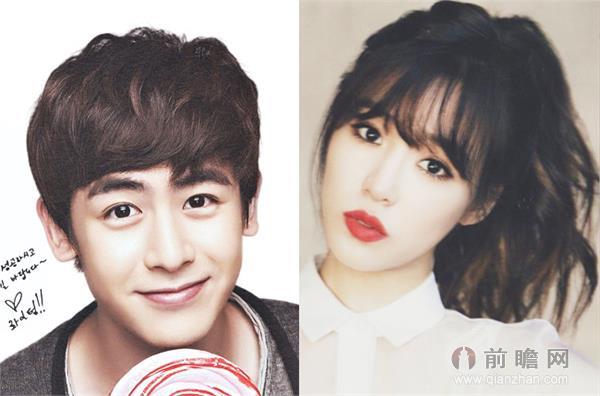 曝少女时代Tiffany与2PM尼坤交往4个月 竟不是