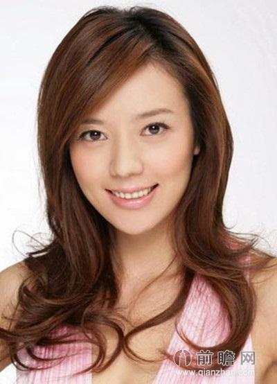 日本韩国模特发型美容美发