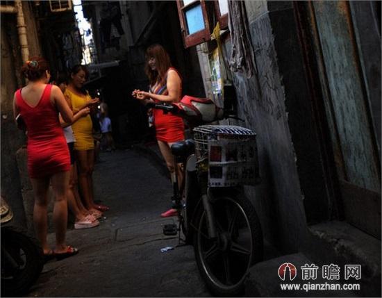 中国扫黄影响日本人 日本人为上海红灯区最大客户