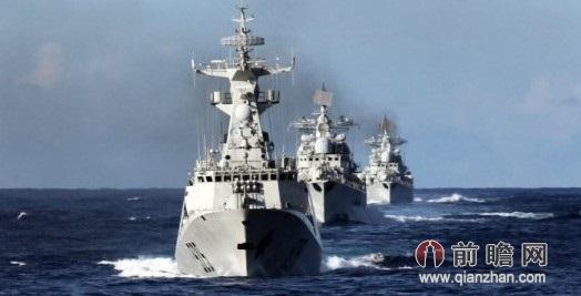 张召忠:中日若开战 日舰一旦进钓鱼岛中国就开