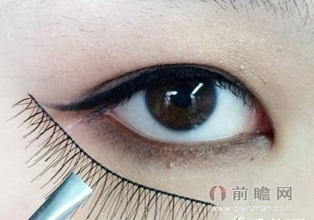 公主眼睛的画法步骤