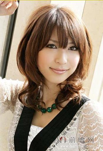 日本韩国日系女生发型