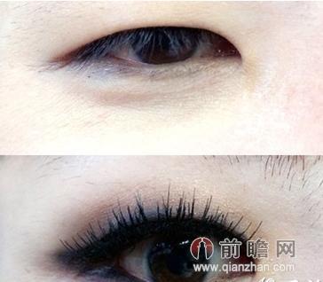 单眼皮mm眼线教程 打造水汪汪大眼睛