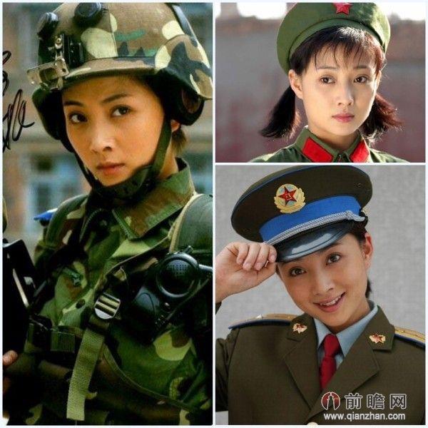火凤凰女兵短发发型分享展示图片图片