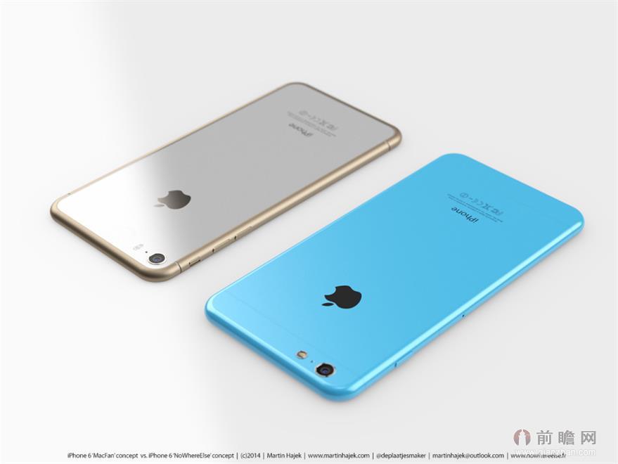 iphone 6s6c概念效果圖曝光 網友:這是升級版htc嗎?