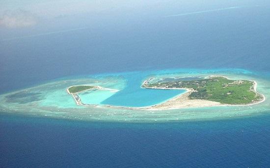 中国赤瓜礁填海内幕:马航搜救暴露解放军缺乏