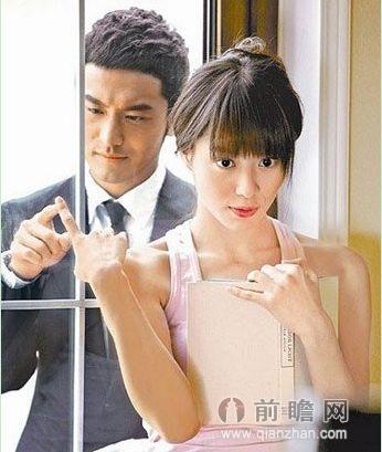 李菲儿整容不为前男友黄晓明 angelababy否认