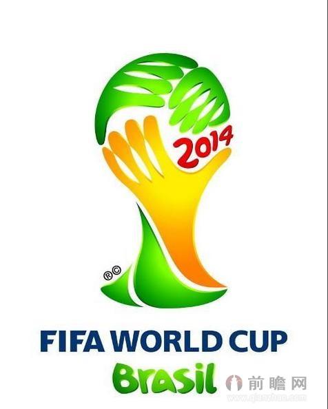 2014巴西世界杯赛程时间表对阵图海报吉祥物 世界杯决-巴西世界