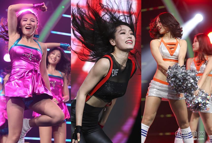 cba炫舞激情啦啦队冠军赛8进4首场来袭