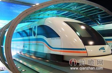 超级磁悬浮列车时速近3000公里超飞机