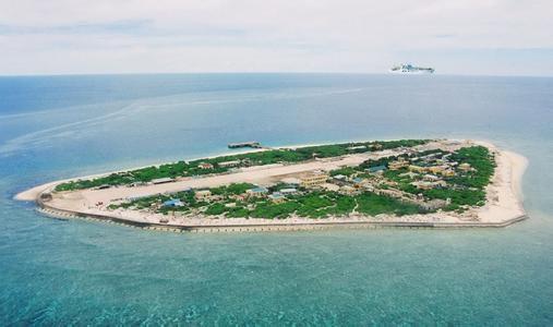 台官员担忧大陆赤瓜礁填海 建议台军部署防空