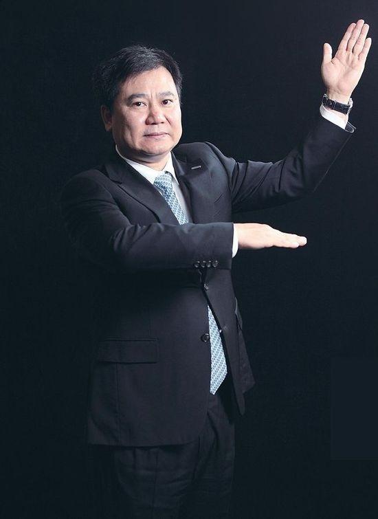 揭秘刘强东成功背后的男人们:张磊