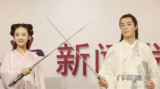唐嫣罗晋公开订婚霍建华吃醋 否认与叶璇恋情表白唐嫣赵丽...