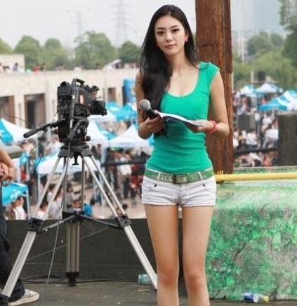 中国第一黄金比例美女最新照片集