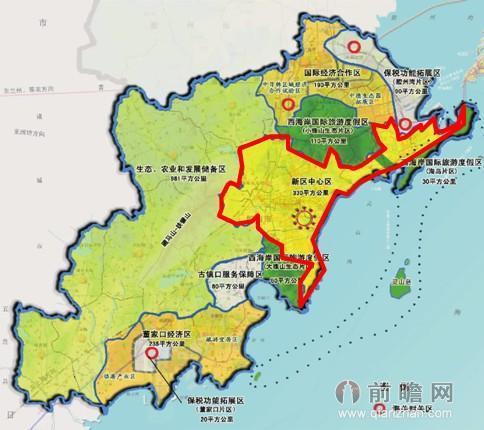 青岛西海岸新区成第9个国家级新区 海洋经济唱主角