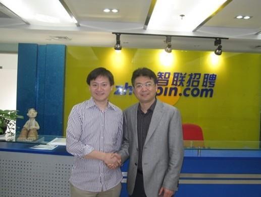 智联招聘ceo郭盛:智联的大局面刚刚开始