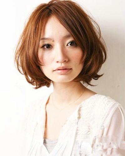 夏季女生最爱短发发型 清爽动感时尚最流行