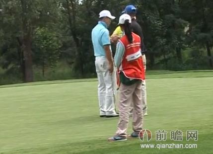高尔夫赛场中韩球员元天马丁冲突被dq 取消资格后韩球员不服
