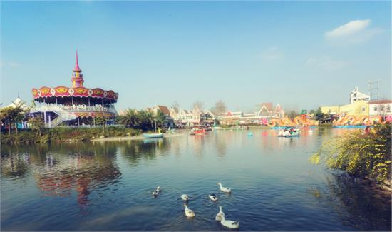 沈阳市中海锦城全景