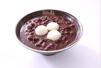 红豆馅汤圆的家常做法步骤图解