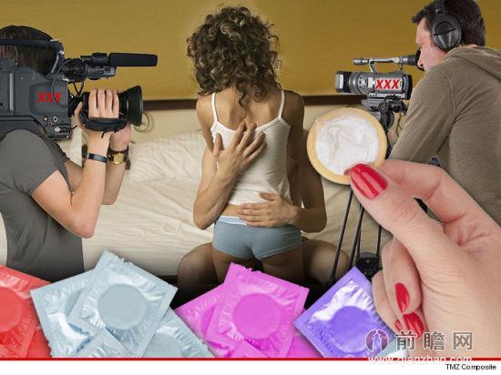 色情av图片_美国加州规定拍a片要戴套 当地色情产业一蹶不振