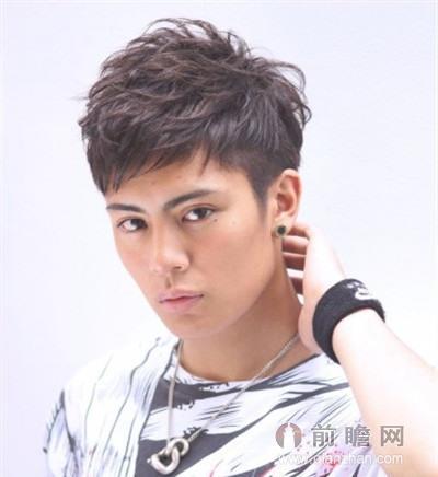 男生短发发型设计 潮流造型变型男