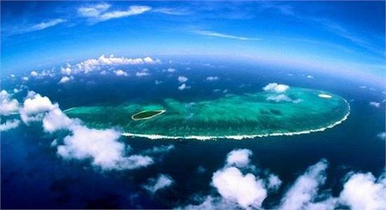 中国最美的十大岛屿排行榜 西沙群岛独占鳌头