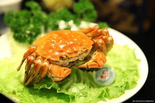 黄满肉鲜 大闸蟹的正确吃法你造吗?