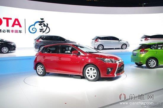 广汽丰田致炫增4款1.5l动力车型 售8.58-10.88万