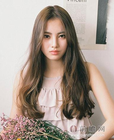韩式女生卷发发型 清纯or性感时尚百变