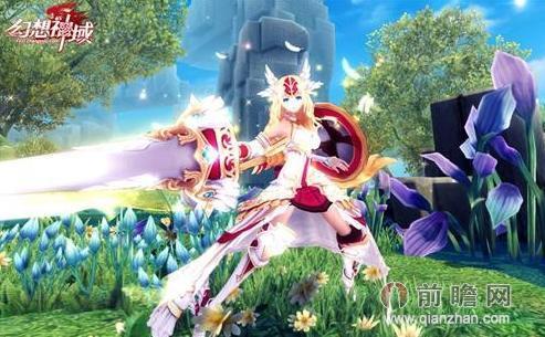 幻想神域资料片命运的继承者11月4日上线 新服雅典娜同步开启
