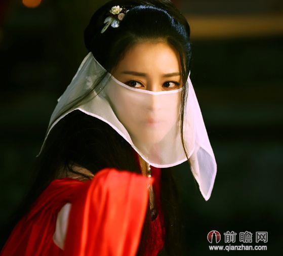 新萧十一郎剧照曝光 甘婷婷饰沈璧君完胜朱茵