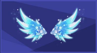 魔法翅膀素材图片