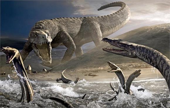 前瞻网 财经 科技  作为曾经的地球霸主,恐龙灭绝的原因一直都是人类