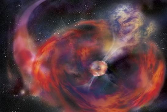 解密2010年圣诞节太空神秘爆炸事件
